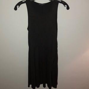 Brandy Melville dress (suede material)